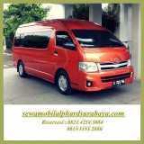 Rental Mobil Hiace Surabaya | Sewa Hiace Murah Malang-Surabaya