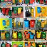 Vendor tempat sampah fiber - Foto 1