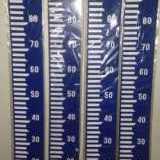 PeilSchaal Alat Ukur Tinggi Muka Air # Murah Wa 085353410506 - Foto 1