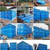 Tangki panel fiber tangki penampungan air - Foto 1