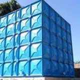 Tangki panel fiber tangki penampungan air - Foto 3