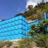 Tangki panel roof tank frp anti lumut - Foto 2