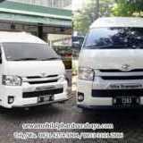 Rental Mobil Hiace di Surabaya | Harga Sewa Mobil Hiace di Malang-Surabaya