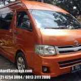 Rent Car Hiace Surabaya | Persewaan Mobil Hiace di Malang-Surabaya