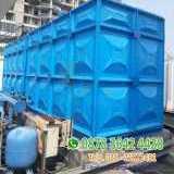 Perakitan pembuatan tangki air roof tank frp - Foto 1