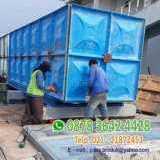 Pemasangan tangki roof tank frp - Foto 2