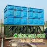 Frp tank panel roof bahan fiber - Foto 2