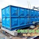 Tangki Panel Frp Bahan serat fiber - Foto 3