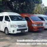 Carter Mobil Hiace Surabaya | Sewa Mobil Hiace Murah Malang - Surabaya - Foto 1