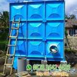 Roof tank Panel Fiberglass Tangki Frp - Foto 3