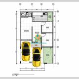 BAGUSRUMAHKU Jasa Gambar Arsitek Paket Lengkap FREE Desain 3D - Foto 1