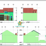 BAGUSRUMAHKU Jasa Gambar Arsitek Paket Lengkap FREE Desain 3D - Foto 2