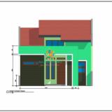 BAGUSRUMAHKU Jasa Gambar Arsitek Paket Lengkap FREE Desain 3D - Foto 3