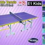 Tenis meja pingpong mini merk Double Fish E1 Kids