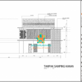 Jasa Gambar Arsitek Paket lengkap 2D 3D Render dan RAB - BAGUSRUMAHKU - Foto 2