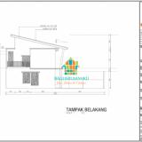 Jasa Gambar Arsitek Paket lengkap 2D 3D Render dan RAB - BAGUSRUMAHKU - Foto 3