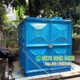 Tangki roof tank frp fiberglass - Foto 1
