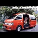 Carter Mobil Hiace Surabaya   Sewa Mobil Hiace Murah Malang-Surabaya - Foto 1