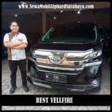 Rental Mobil Mewah Vellfire Surabaya   Sewa Mobil Mewah Vellfire di Malang - Foto 1