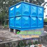 Roof tank panel frp tangki fiberglass - Foto 1