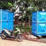Roof tank panel frp tangki fiberglass - Foto 3