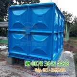 Tangki fiberglass tangki frp roof tank - Foto 2