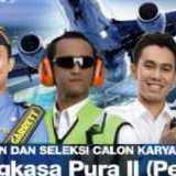 Staff Administrasi Bandara PT Angkasa Pura II (Persero)