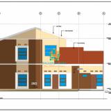 Jasa Gambar Arsitek Desain 3D dan RAB - BAGUSRUMAHKU - Foto 3