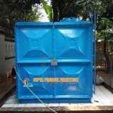 Tangki penampungan air bahan fiberglass - Foto 3