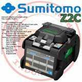 Fusion Splicer Sumitomo Z2C Terbaru! Penyambungan Lebih Cepat - Foto 1