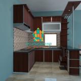 Custome Furniture - Kitchen Set | Bagusrumahku 0818 55 59 59