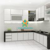 Ciptakan kitchen set impian Anda di Bagusrumahku - 0818 55 59 59