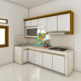 Bagusrumahku Kitchen Set Furniture Custom Murah