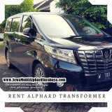 Rent Car Mobil Mewah Alphard Malang | Harga Sewa Mobil Mewah Surabaya
