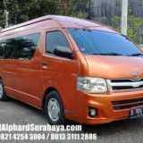 Sewa Mobil Hiace di Surabaya | Rental Mobil Hiace di Surabaya