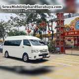 Harga Sewa Hiace Surabaya | Rental Hiace Malang Murah