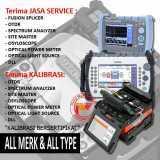 Service Splicer dan OTDR - Hasil Maksimal **Bergaransi**