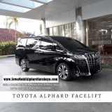 Rental Mobil Mewah Alphard Surabaya | Rental Mobil Mewah Alphard di Malang