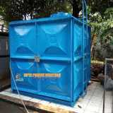 Pabrikasi tangki air roof tank panel - Foto 3