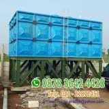 Tangki panel roof tank frp - Foto 1