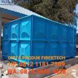 Tangki panel roof tank frp - Foto 2