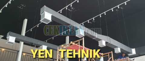 kitchen ducting restoran