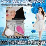 PINK SKINNER BEAUTY SET hub 082113213999