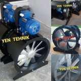 supplier axial industri fan