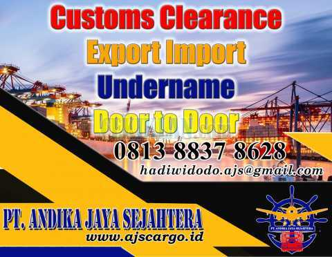 Jasa Customs Clearance Export Import
