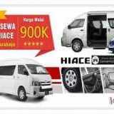 Rent Car Hiace Murah di Surabaya | Sewa Hiace Batu Malang Surabaya