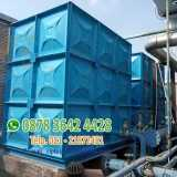 Water roof tank panel frp