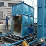 Perbaikan roof tank toren air - Foto 1