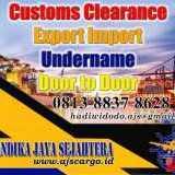 Jasa Import Borongan dan Customs Clearance Aman - Foto 1