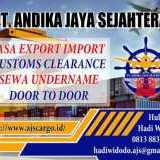 Jasa Import Borongan dan Customs Clearance Terjamin - Foto 1